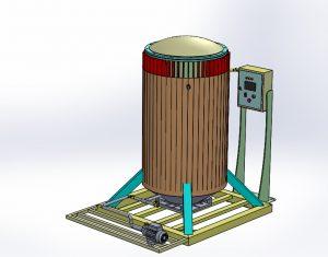 دستگاه بازیافت آبهای مصرفی اتوکلاوهای (cssd) و دستگاه های مشابه