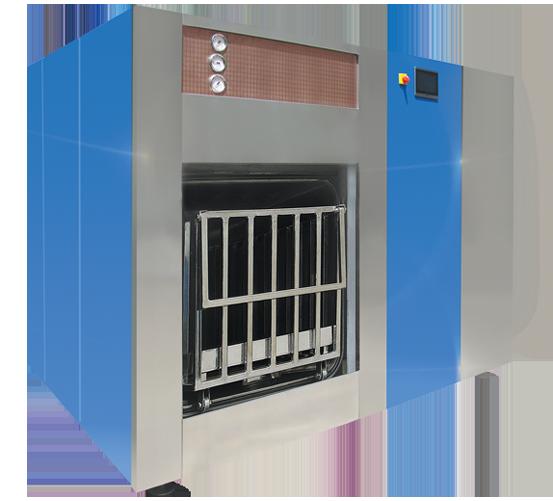 اتوکلاو بی خطرساز زباله های عفونی بدون خردکن (ظرفیت از ۷۵ تا ۲۰۰۰ لیتر)