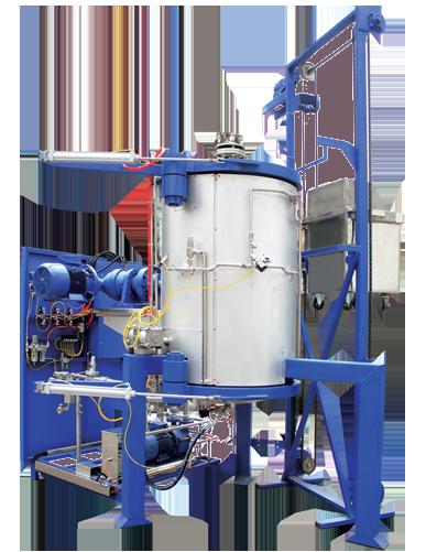 اتوکلاو بی خطرساز زباله های عفونی با خردکن داخلی (ظرفیت از ۳۰۰ تا ۲۰۰۰ لیتر)